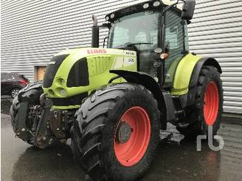 Wheel tractor CLAAS ARION 640 CEBIS 4WD Agricultural Tractor
