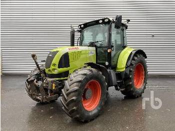 Wheel tractor CLAAS ARION 640 CIS 4WD Agricultural Tractor