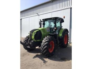Wheel tractor CLAAS ARION 640 CIS T4I