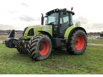 CLAAS ARION 640 Cebis  - wheel tractor