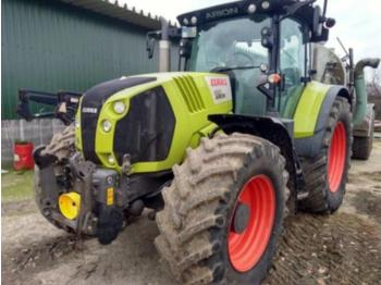 CLAAS ARION 650 - wheel tractor