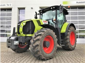 Wheel tractor CLAAS ARION 650
