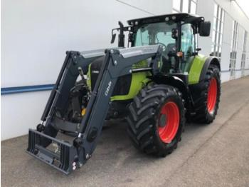 Wheel tractor CLAAS ARION 650 T3b