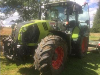 Wheel tractor CLAAS ARION 650 T4I CONCEPT