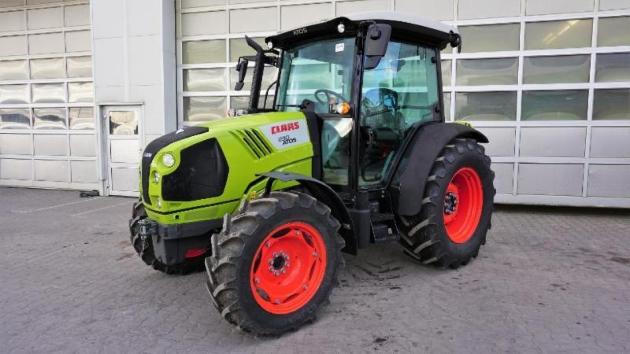 wheel tractor CLAAS ATOS 230