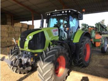 Wheel tractor CLAAS AXION 800 CEBIS