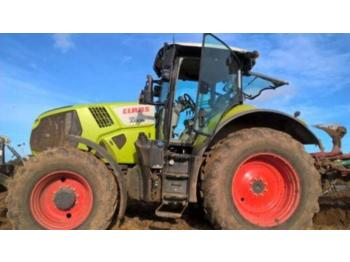 Wheel tractor CLAAS AXION 810CIS AXION 810 CIS T4F