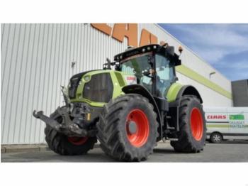 Wheel tractor CLAAS AXION 810 CEBIS