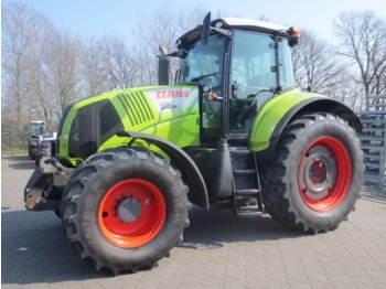 CLAAS AXION 810 CIS - wheel tractor
