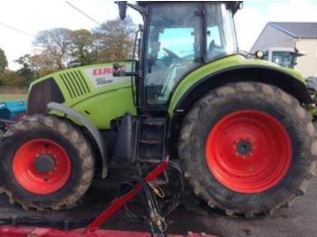 Wheel tractor CLAAS AXION 810 CIS