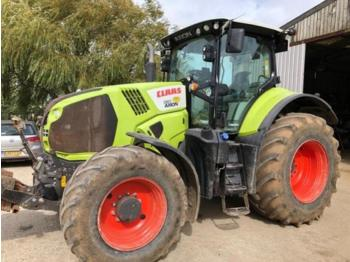Wheel tractor CLAAS AXION 810 CMATIC 50k