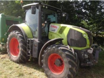 Wheel tractor CLAAS AXION 810 T4 CMATIC