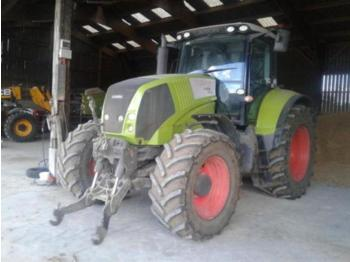Wheel tractor CLAAS AXION 820 CEBIS