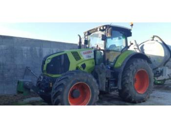 Wheel tractor CLAAS AXION 830 CEBIS
