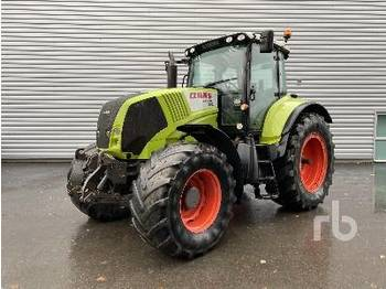 Wheel tractor CLAAS AXION 830 CEBIS 4WD Agricultural Tractor