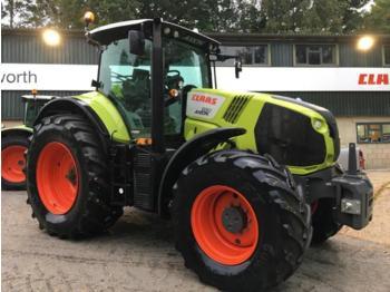 Wheel tractor CLAAS AXION 830 CEBIS 50kph