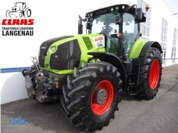 Wheel tractor CLAAS AXION 830 CMATIC