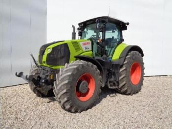 Wheel tractor CLAAS AXION 850