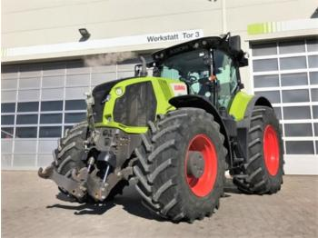 Wheel tractor CLAAS AXION 850 CEBIS