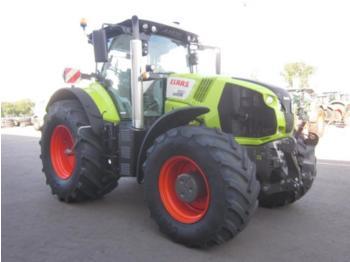 Wheel tractor CLAAS AXION 850 CEBIS, FKH + FZW