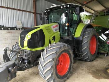 Wheel tractor CLAAS AXION 850 CEBIS T4F