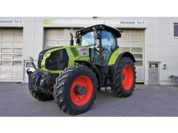 Wheel tractor CLAAS AXION 850 CIS