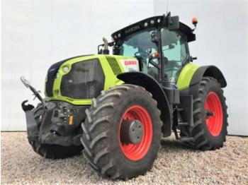 CLAAS AXION 850 CMATIC - wheel tractor