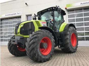 Wheel tractor CLAAS AXION 850 CMATIC