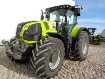 Wheel tractor CLAAS AXION 850 C-MATIC