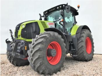 Wheel tractor CLAAS AXION 870 CMATIC