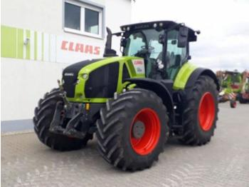 Wheel tractor CLAAS AXION 930 STAGE IV CEBIS CLAAS