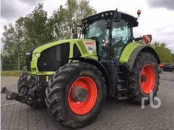 Wheel tractor CLAAS AXION 940CMATIC
