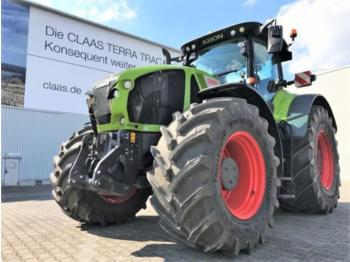 Wheel tractor CLAAS AXION 960 CMATIC