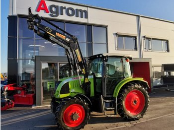 CLAAS Ares 557 - wheel tractor