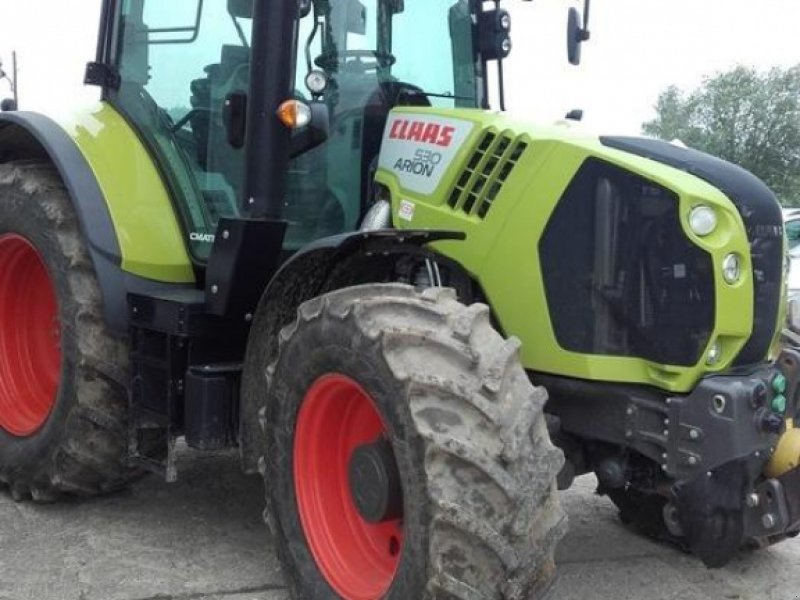 wheel tractor CLAAS Arion 530 CMATIC