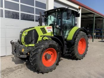 Wheel tractor CLAAS Arion 550 CEBIS CMATIC