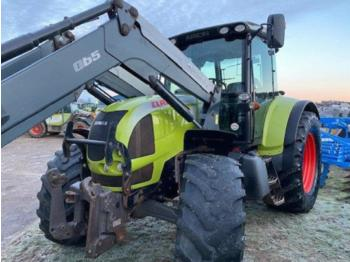 Wheel tractor CLAAS Arion 630