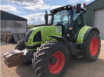 Wheel tractor CLAAS Arion 640 CIS 50KPH
