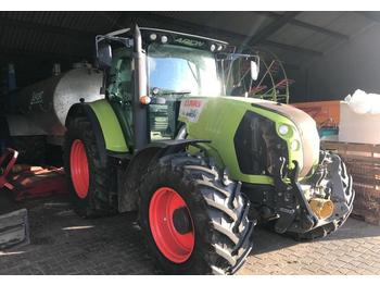Wheel tractor CLAAS Arion 640 Cis, fronthef + 1000Eco front pto