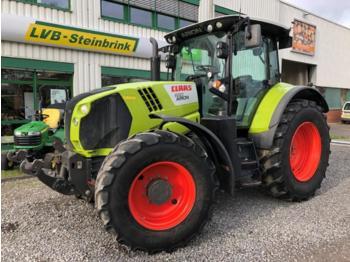 Wheel tractor CLAAS Arion 650 CIS