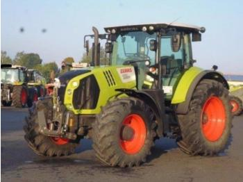 Wheel tractor CLAAS Arion 650 C-MATIC