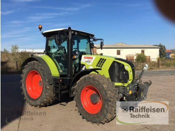 Wheel tractor CLAAS Arion 650 Cebis