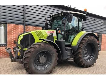 Wheel tractor CLAAS Arion 650 Cmatic