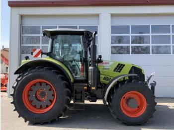 Wheel tractor CLAAS Arion 660 CEBIS CMATIC