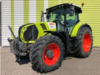 Wheel tractor CLAAS Arion 660 C-matic