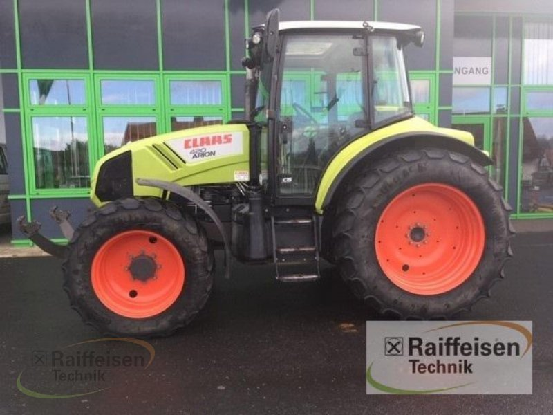 wheel tractor CLAAS Arion Serie 420