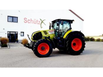 Wheel tractor CLAAS Axion 810 CMatic, Baujahr 2015, FPT