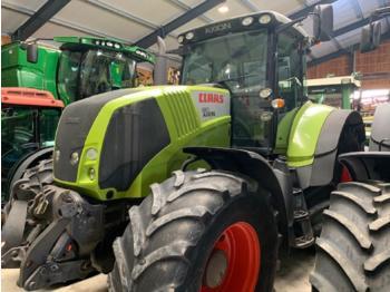 Wheel tractor CLAAS Axion 810 CMatic, EZ 28.12.2011