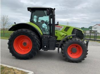Wheel tractor CLAAS Axion 810 Cebis Hexashift
