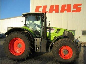 Wheel tractor CLAAS Axion 830